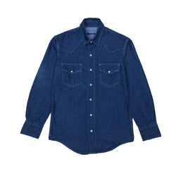Good Day Dark Blue Denim Shirt