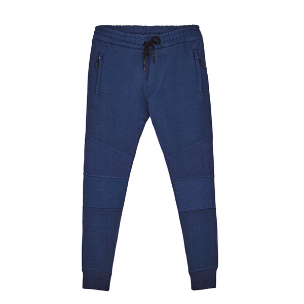 390733796a Zara Man Exclusive Blue Jogger Pant - BrandsXpress