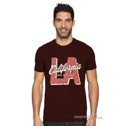 Primark California Burgundy T-Shirt