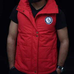 Hollwill Elevated Red Gilet