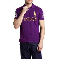 Ralph Lauren Men Big Pony London Polo