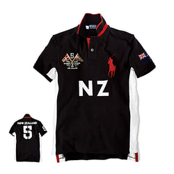 Ralph Lauren Men Big Pony New Zealand Polo
