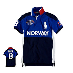 Ralph Lauren Men Big Pony Norway Polo
