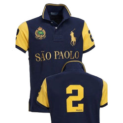 Ralph Lauren Men Big Pony SAO PAOLO Polo