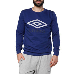 Umbro Crew Sweatshirt Blue 429