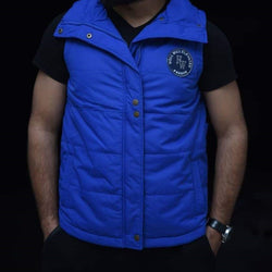 Hollwill Elevated Blue Gilet