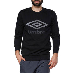 Umbro Crew Sweatshirt Black 430