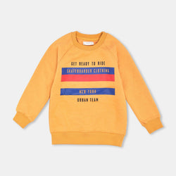 Get Ready To Ride Mustered Sweatshirt 553