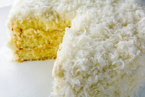 Coconut Lemon Buttercream