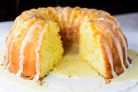 Lemon Bundt