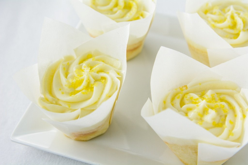 Lemon Buttercream (Gluten-free)