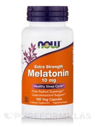 Extra Strength Melatonin 10 mg