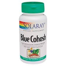 Blue Cohosh 500 mg