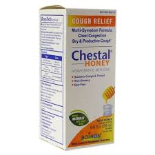 Boiron Cough Relief Chestal Honey