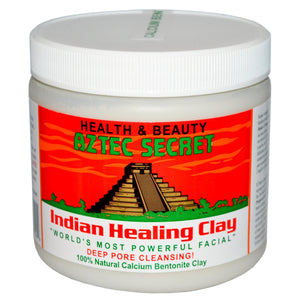 Indian Healing Clay 100% Bentonite Clay