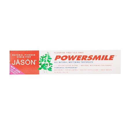 Jason Powerful Peppermint Toothpaste