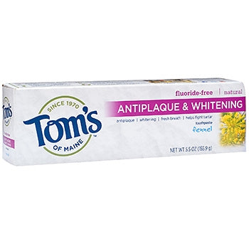 Tom's Fennel Toothpaste