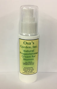 Natural Progesterone Cream for Women