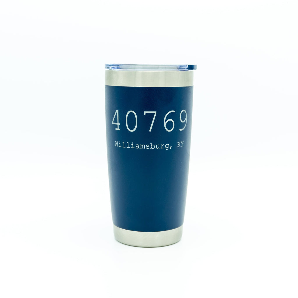 20 oz Williamsburg Zip Code Mug
