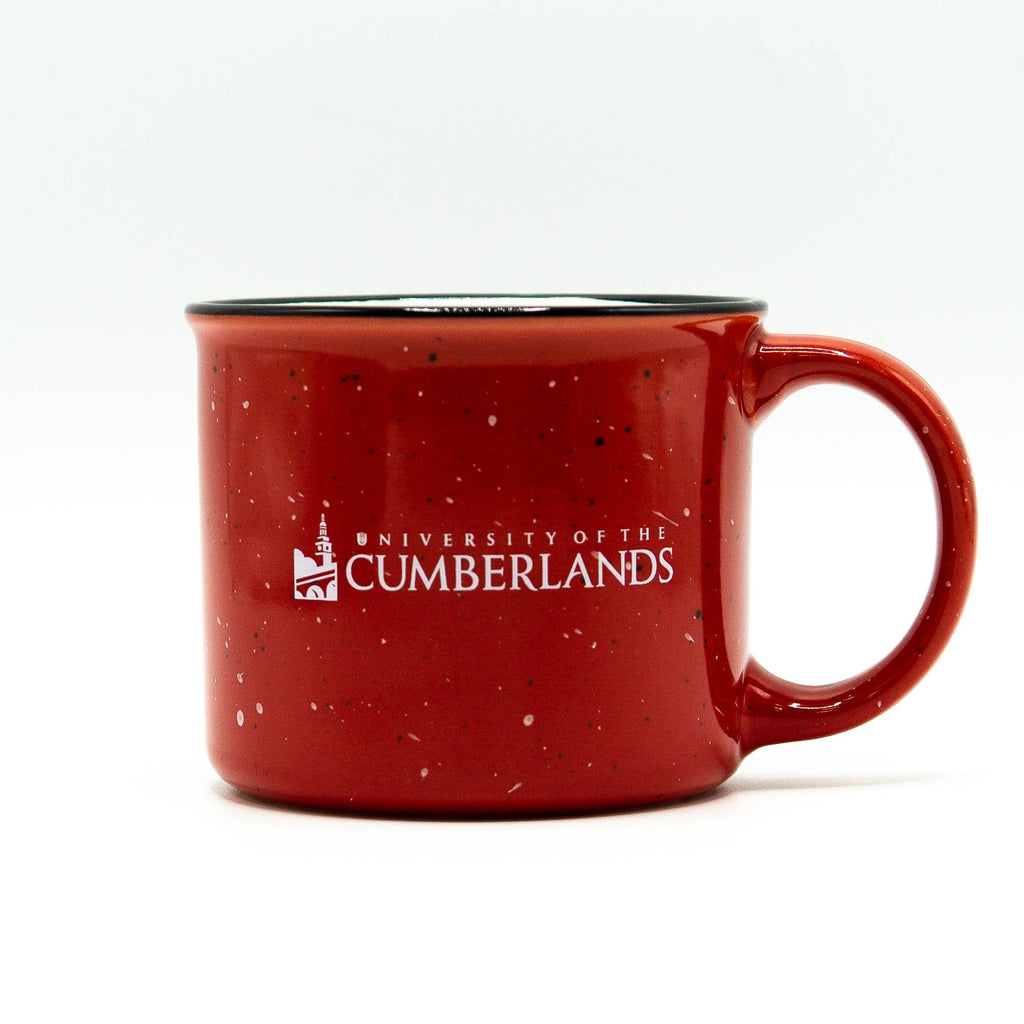University of the Cumberlands Red Campfire Mug