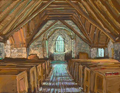 Pine Mountain Settlement School -- Chapel Interior