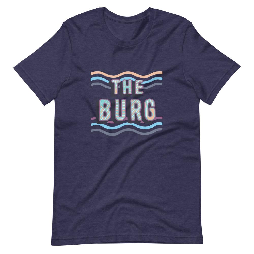 The Burg Short-Sleeve Unisex Youth T-Shirt