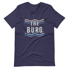 The Burg Short-Sleeve Unisex T-Shirt