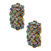 "HEIDI DAUS® ""Deco Tassel"" Crystal Earrings - Heidi Daus®"