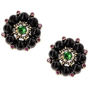 "HEIDI DAUS® ""Bloomin' Fabulous"" Swarovski Button Earrings - Heidi Daus®"