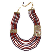 "HEIDI DAUS® ""Captivating Collar"" Crystal Beaded Necklace - Heidi Daus®"
