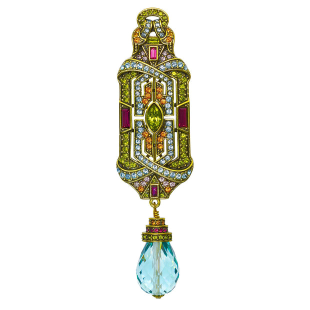 """Deco Edition"" Crystal Bead Deco Pin - Heidi Daus®"