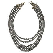 "HEIDI DAUS® ""Age of Elegance"" Crystal Beaded Necklace - Heidi Daus®"