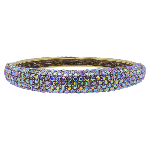 "Heidi Daus®""Hugs from Heidi"" Crystal Bangle Bracelet - Heidi Daus®"