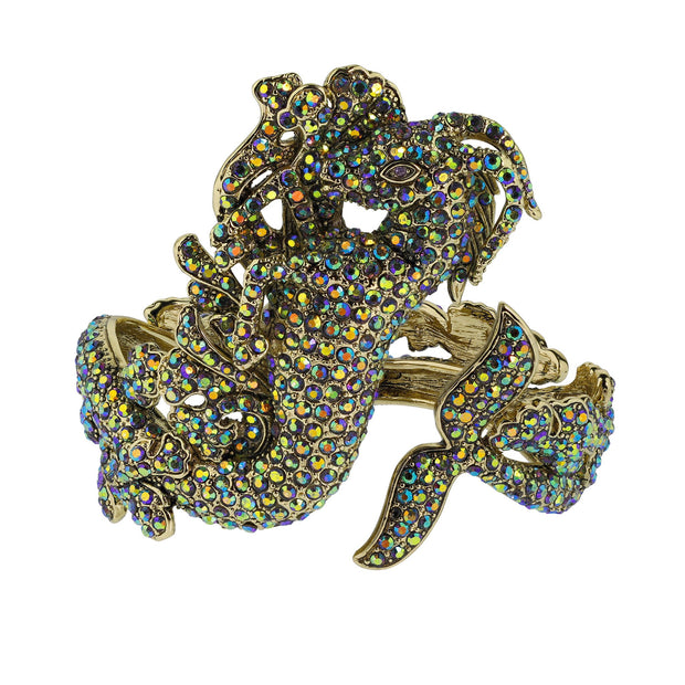 "HEIDI DAUS® ""Logical Choice"" Crystal Critter Bracelet - Heidi Daus®"