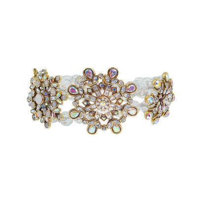 "HEIDI DAUS®""The First Snowfall"" Beaded Crystal Bracelets - Heidi Daus®"