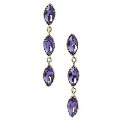 """Marquise Madness"" Crystal Classic Drop Earrings"