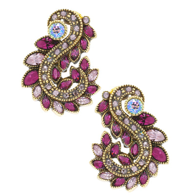 Tickle My Fancy Crystal Earring - Heidi Daus®