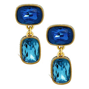 "HEIDI DAUS® ""Double Play"" Crystal Drop Earrings - Heidi Daus®"