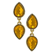 "HEIDI DAUS®""Stringing Up the Lights"" Crystal Drop Earrings - Heidi Daus®"