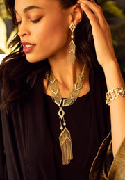 "HEIDI DAUS® ""Liquid Assets"" Crystal Deco Necklace - Heidi Daus®"