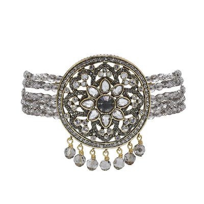 "Heidi Daus® ""Princess Of Love"" Crystal Toggle Bracelet - Heidi Daus®"