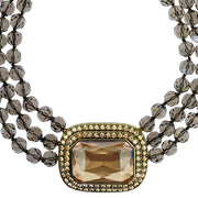 "Heidi Daus® ""Tailored to Please"" Crystal Multi-Strand Necklace - Heidi Daus®"