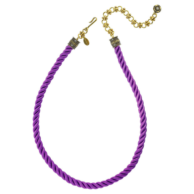 "HEIDI DAUS® ""Elegant Essentials"" Cord Crystal Necklace - Heidi Daus®"