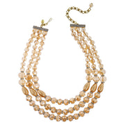 "Heidi Daus®""Dynamic Drama"" Beaded Crystal Strand Necklace - Heidi Daus®"