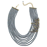 "HEIDI DAUS®""Phoenix Rising"" Crystal and beaded Necklace - Heidi Daus®"