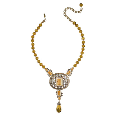 "HEIDI DAUS®""Couture Culture"" Crystal Beaded Necklace - Heidi Daus®"