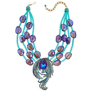 "HEIDI DAUS®""Make Some Waves"" Crystal Beaded Necklace - Heidi Daus®"