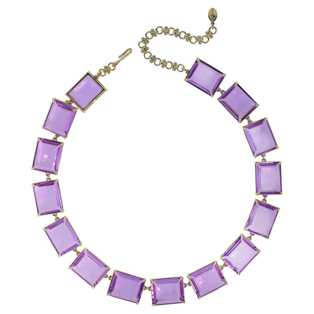 "HEIDI DAUS®""The Devil Wears Heidi"" Crystal Grand Necklace - Heidi Daus®"