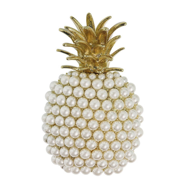 "HEIDI DAUS®""Pina Colada"" Beaded Pineapple Pin - Heidi Daus®"