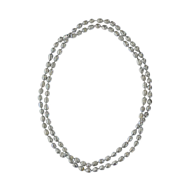 """Girls with the Pearls"" Pearl Strand Necklace"